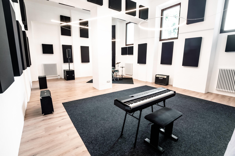 Sala galeria foto